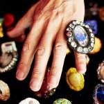 Andrew Logan jewellery