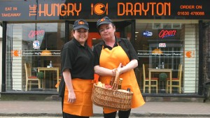 The Hungry Drayton 1
