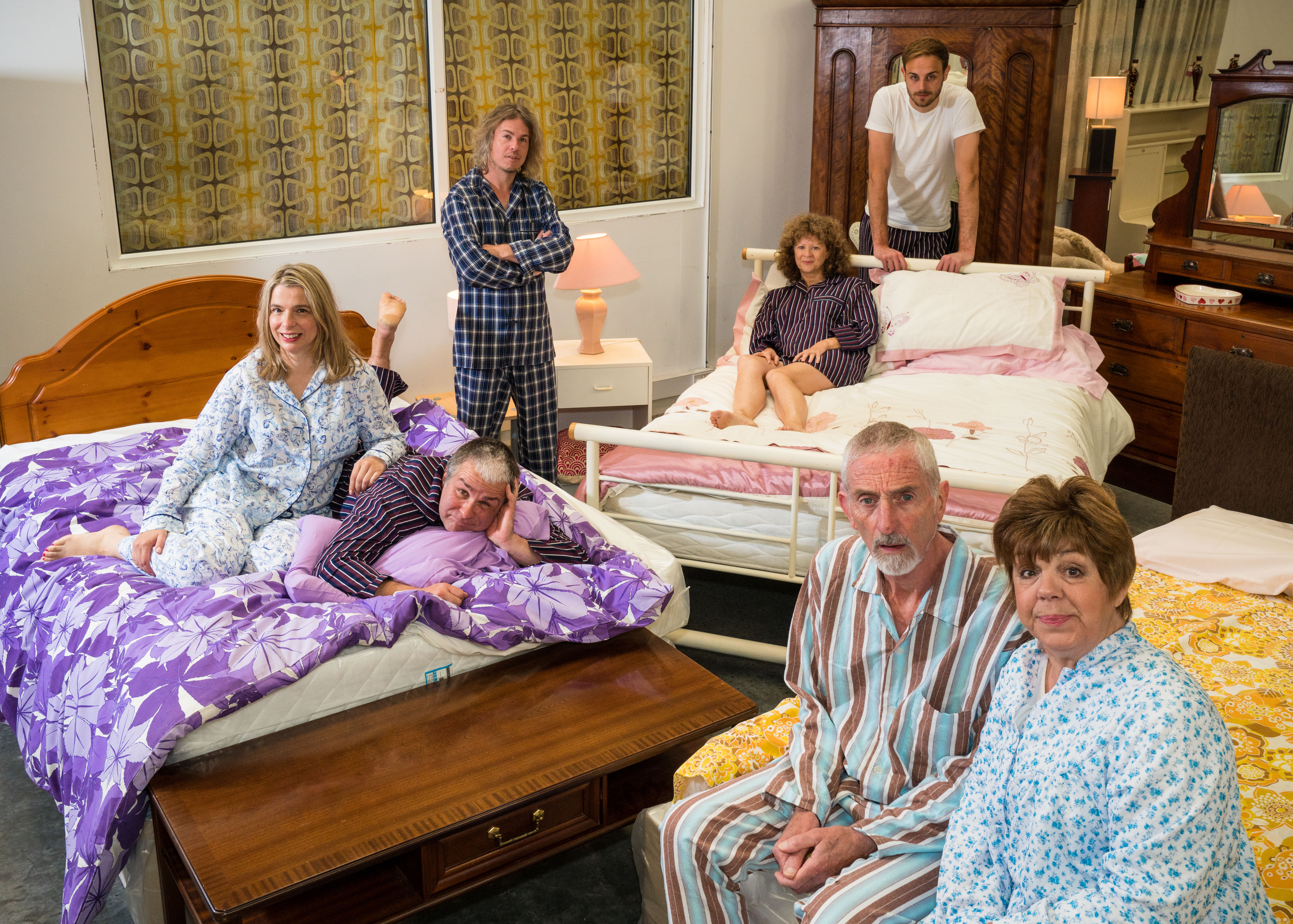 bedroom farce. SDC Bedroom Farce 1 Stella Six  Reviive to support in forthcoming production of