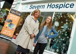 Reviive Severn Hospice #BuyNothingNew Day 2